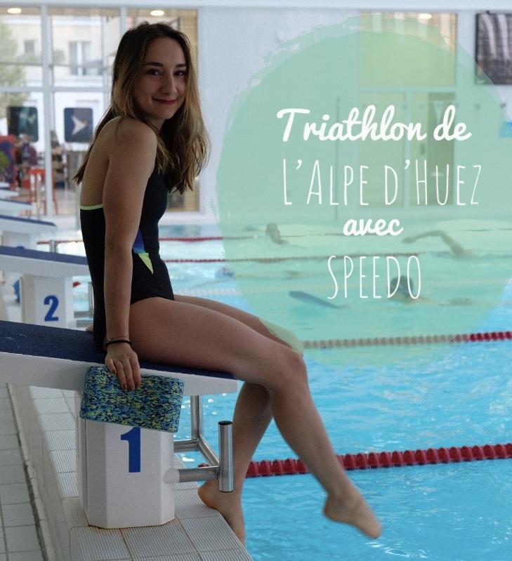 TRIATHLON #1: Triathlon de l'Alpe d'Huez avec Speedo, partie1